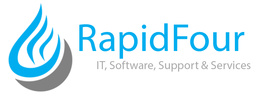 RapidFour Mobile Retina Logo